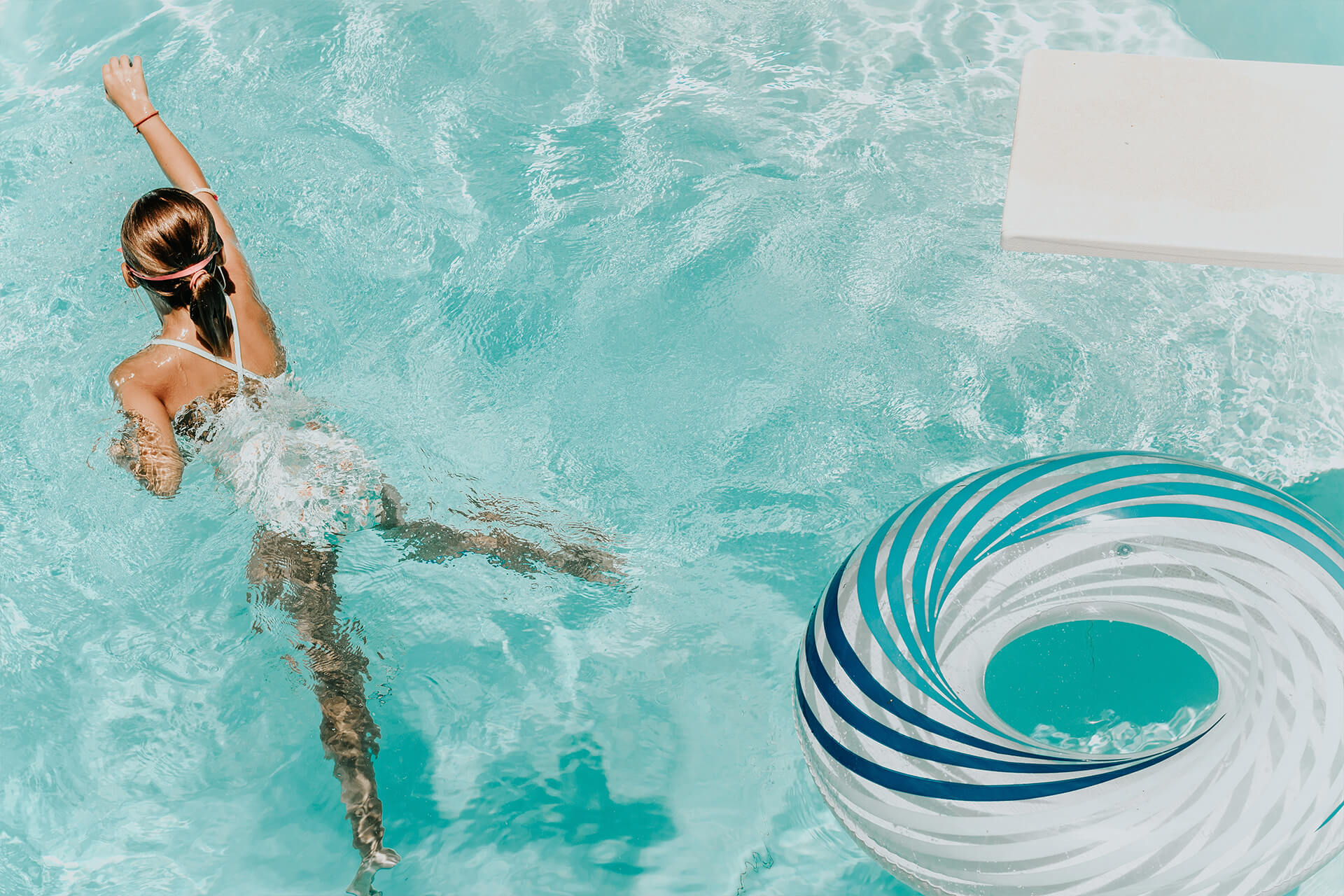 casas vacacionales piscina